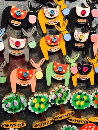 souvenirs: Greek souvenirs