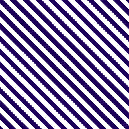 slanted: Seamless pattern of dark blue diagonal stripes. Linear background of diagonal stripes. Vector