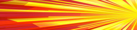 Festive background of bright colorful speed lines. Effect motion lines for comic book and manga. Sunbeams with effect explosion. Template for web and print design. Vector illustration 일러스트