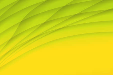 Yellow green abstract background with space for text. Wallpaper for spring and summer. Presentation title slide design template for business, party, festive, seminar and talks, advertising banners 矢量图像