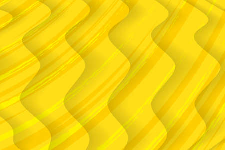 Flat design yellow comics background, like dunes in desert. Presentation title slide design template for business, party, festive, seminar and talks. Use for printing on paper, textiles, banners