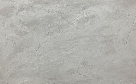 modern stucco wall gray