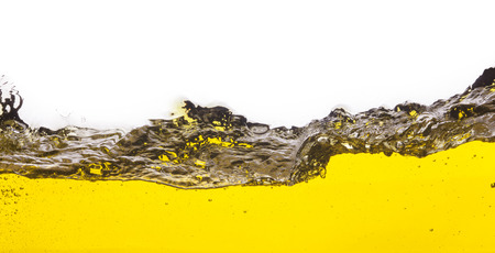 spews: An abstract image of spilled oil