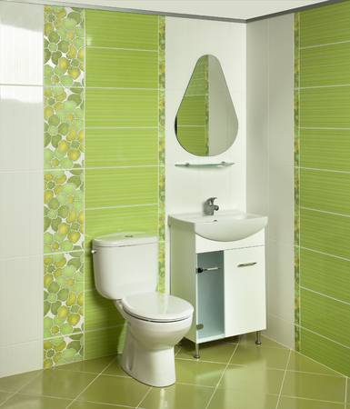 detail of a luxurious bathroom 版權商用圖片