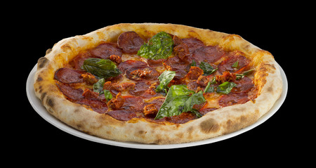 pizza, mushrooms, ham, garlic, italian, meal, crust, mozzarella, dough, snack, supreme pizza, dinner, taste, hearty, bake, garden, cheese, salami, salty, home, veggie, cooking, hardy, food, sauce, eating, supreme, american, olives, made, slice, kitchen, d