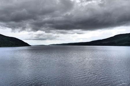loch ness: Loch Ness lake