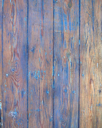 weathered blue painted wood background Stock Photo - 10524257