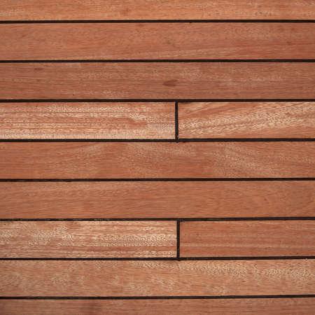 natural teak wood deck background