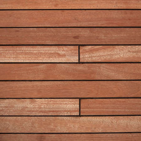 natural teak wood deck background photo