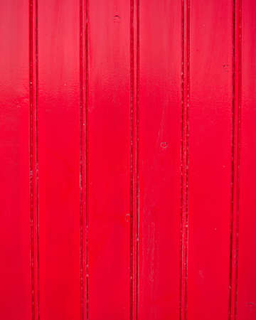 red painted wood background, space for typing photo