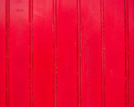 red painted wood background, space for typing Stock Photo - 14209867