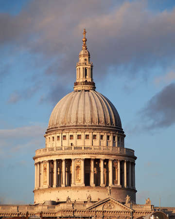 Saint Paul's cathedral, London Stock Photo - 15799359
