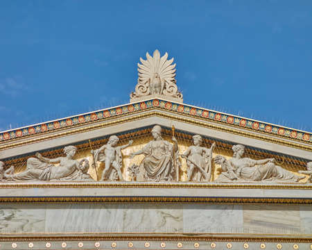 ancient philosophy: ancient Greek mythology gods and deities statues