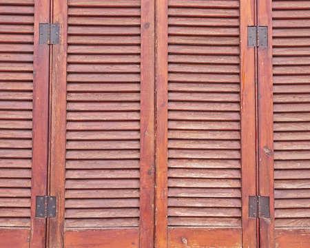 shutters: vintage window wooden shutters pattern Stock Photo