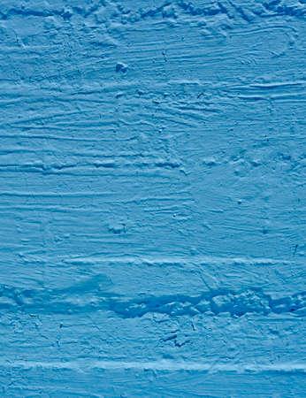 surface closeup: vibrant blue rough surface close-up Stock Photo