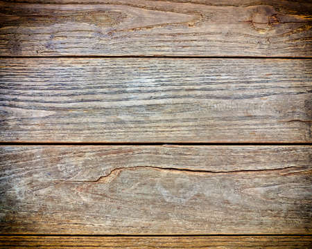 vignetting: old wood planks with a vignetting Stock Photo
