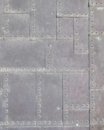 suface: vintage metallic square pattern suface closeup
