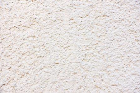creamy: creamy white plaster surface closeup Stock Photo