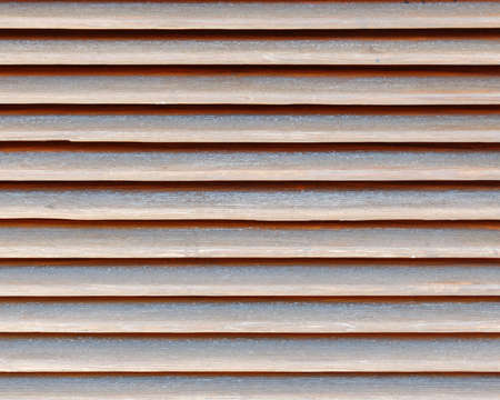 wood texture: brown shutters closeup, wood background