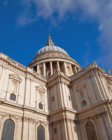 London, St Pauls cathedral dome
