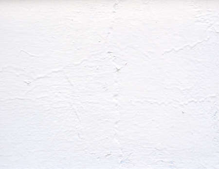white painted wall closeup, abstract vector background Banco de Imagens - 86520269