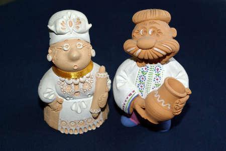 Ukrainian souvenir photo