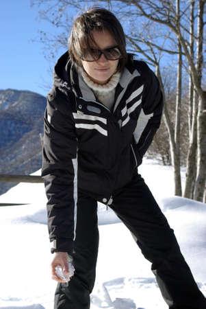 Winter leisure Stock Photo - 6292503