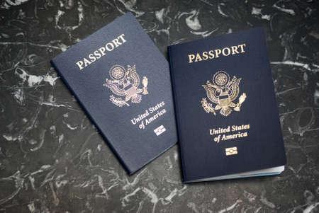 authorisation: US passports