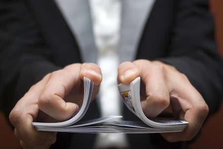 magicians: Shuffle