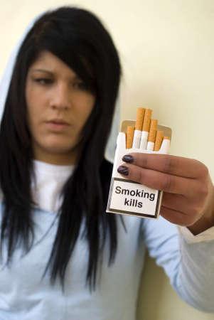 Smoking kills Stock Photo - 11864708