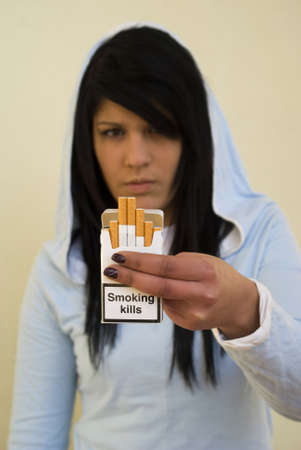Smoking kills Stock Photo - 11864707