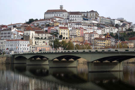 Coimbra, Portugal. The city an important touristic destination Stock Photo - 12937609