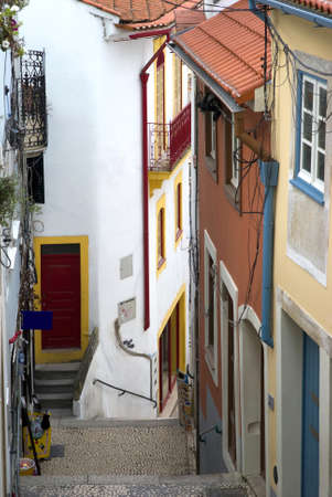Picturesque streets of Coimbra, Portugal Stock Photo - 12937660