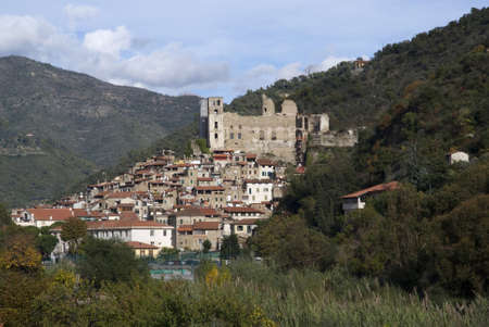 Dolceacqua  Ancient village of Italy Stock Photo - 12937663