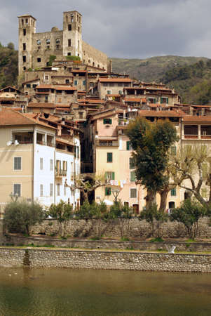 Dolceacqua  Ancient village of Italy Stock Photo - 12937764