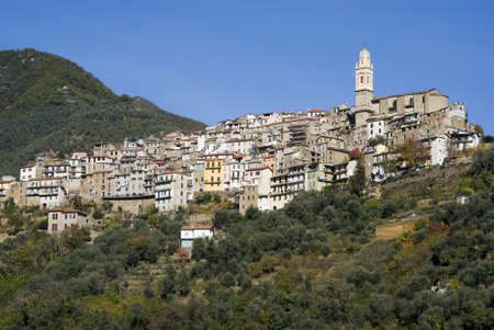Montalto  Ancient village of Italy Stock Photo - 12937745