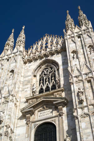 Cathedral in Milan photo