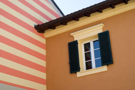 Colours of Mediterranean architecture Stock Photo - 14477867