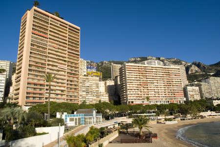 Monte Carlo skyscrapers Stock Photo - 16821241
