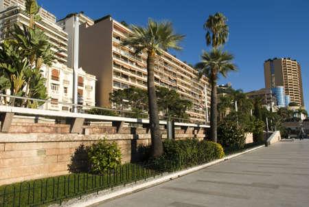 Monte Carlo skyscrapers Stock Photo - 16820833