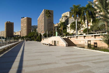 Monte Carlo skyscrapers Stock Photo - 16820871