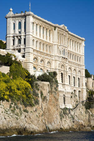 oceanographic: Oceanographic Institute in Monaco