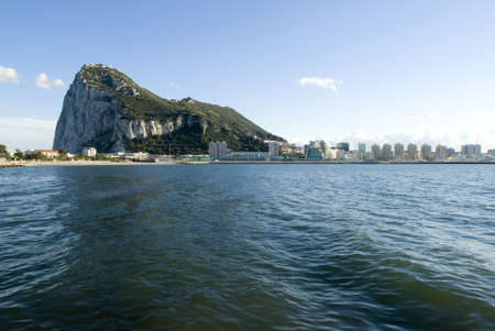 The Rock of Gibraltar Stock Photo - 17258966