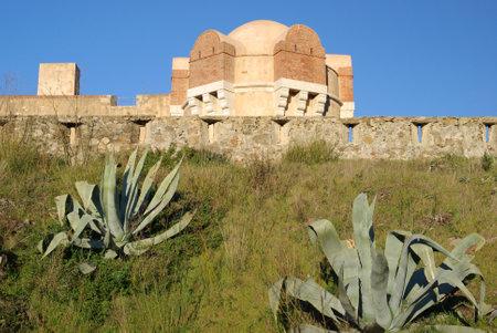 Saint Tropez, France – February 7, 2010: Citadel of Saint Tropez Stock Photo - 17262234
