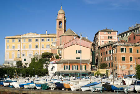 Nervi - Genoa, Italy Stock Photo - 20989332