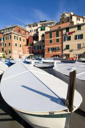 genoa: Nervi - Genoa, Italy Stock Photo