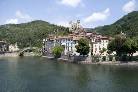 Dolceacqua  Ancient village of Italy photo