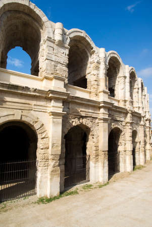 arles: Amphitheater of Arles  Arcades