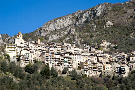 Saorge, Alpes Maritimes, France photo