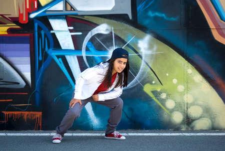 Young dancer Hip-Hop photo